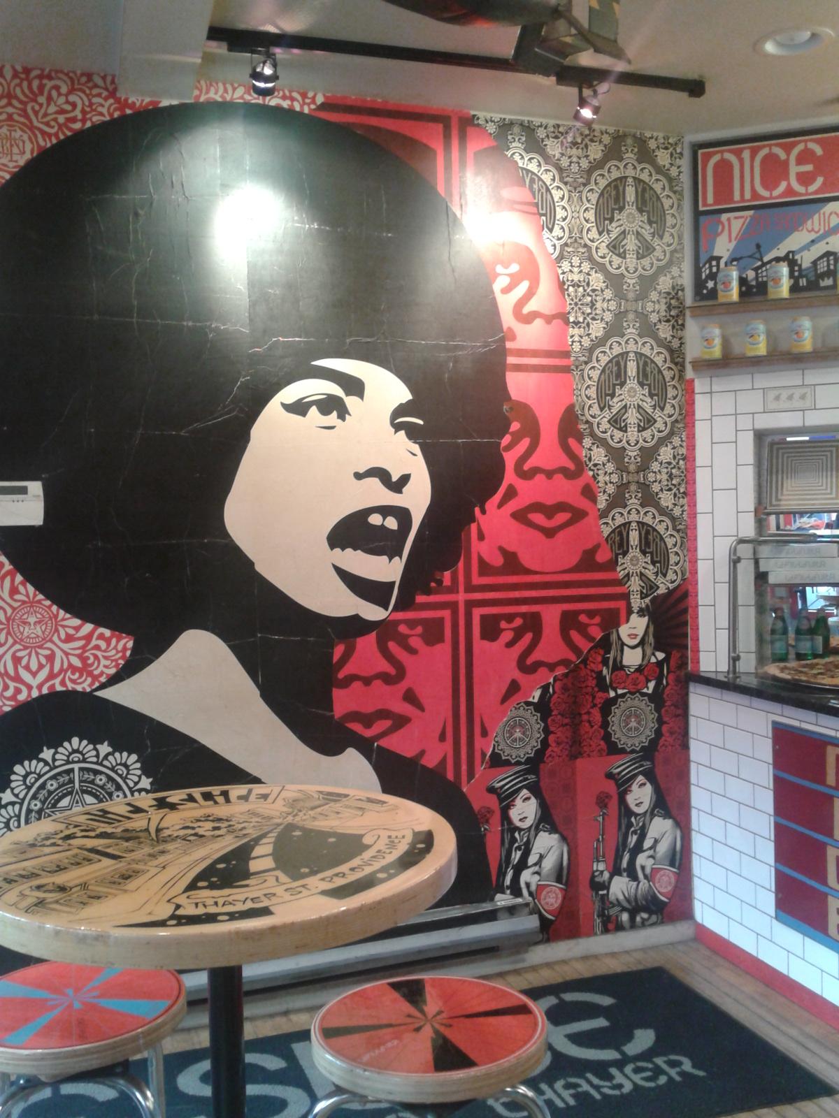 Design at the Nice Slice