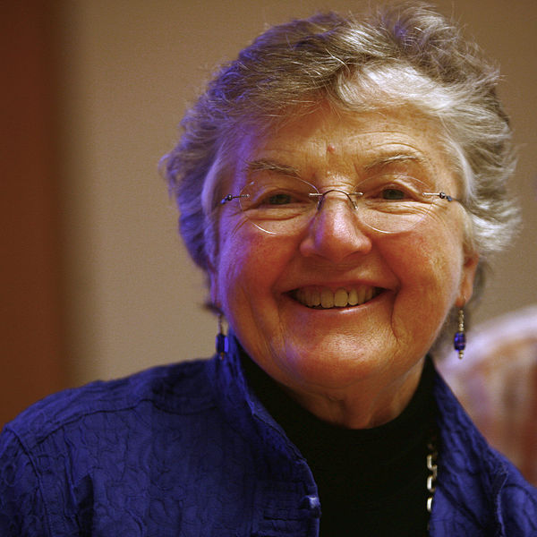 Frances Allen, (cc wikimedia)